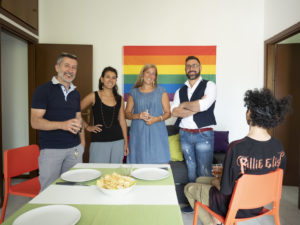 Casa Arcobaleno – And the dream that one day it will no longer be needed