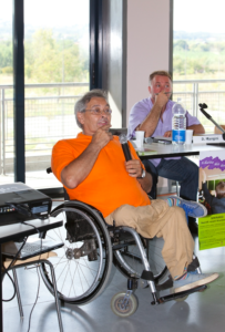 The skills of people with disabilities